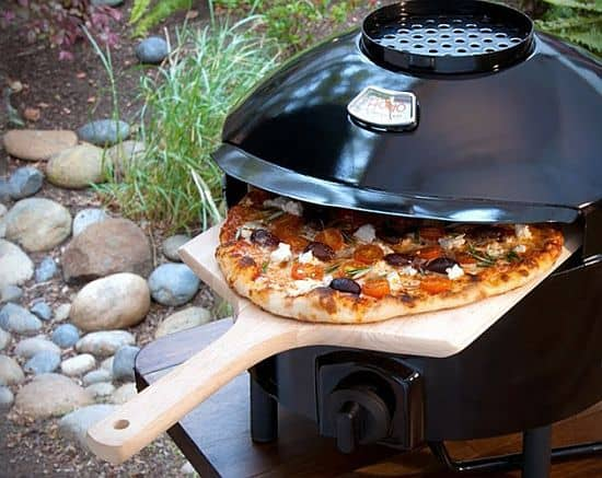 The Pizzeria Pronto Outdoor Pizza Oven