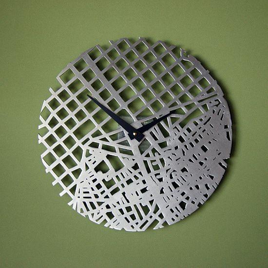 Urban Story Clocks