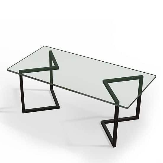 Столик из металлического профиля