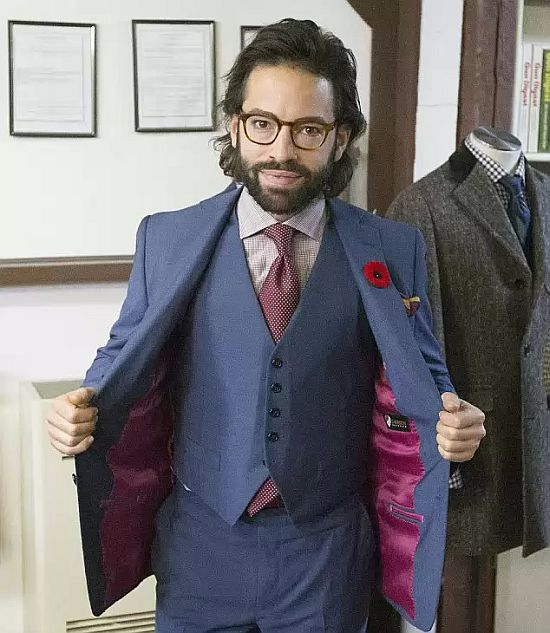 Bulletproof business suit