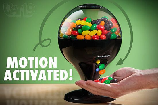 Candy Magic Motion-Activated Candy Dispenser