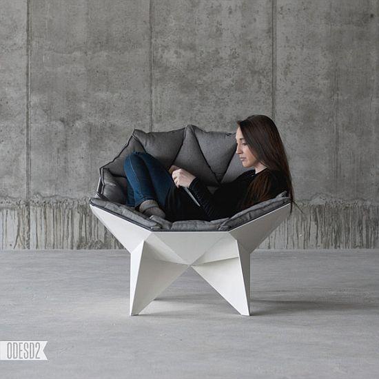 Lounge chair Q1