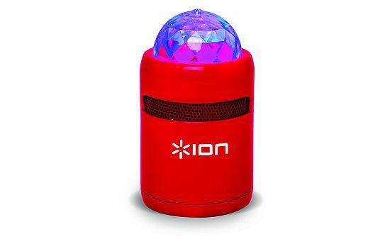 PartyStarter Bluetooth Speaker With Synchronized Lights