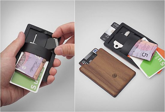 The Union Wallet by Madera
