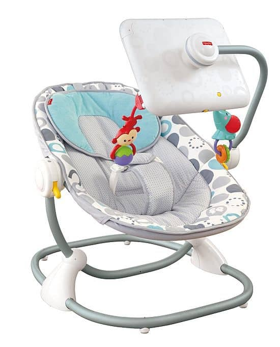 Fisher-Price Ipad Apptivity Seat