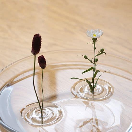 Floating Ripple Vase