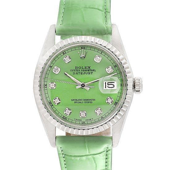 Женские наручные часы Rolex Datejust в стиле шестидесятых купить