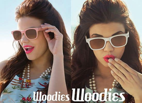 Woodies Bamboo Shades