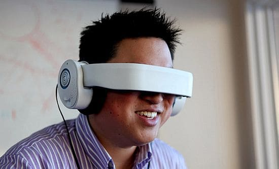 "Glyph, ""Personal Theater"" Goggles"