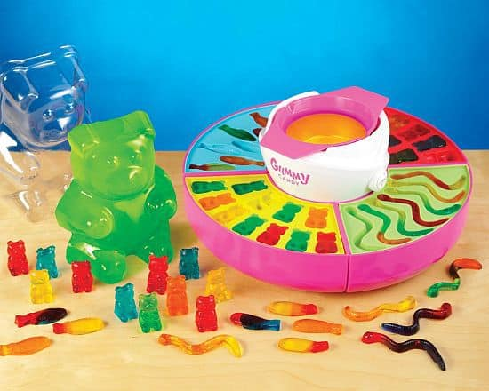 Nostalgia Electrics GCM600 Gummy Candy Maker
