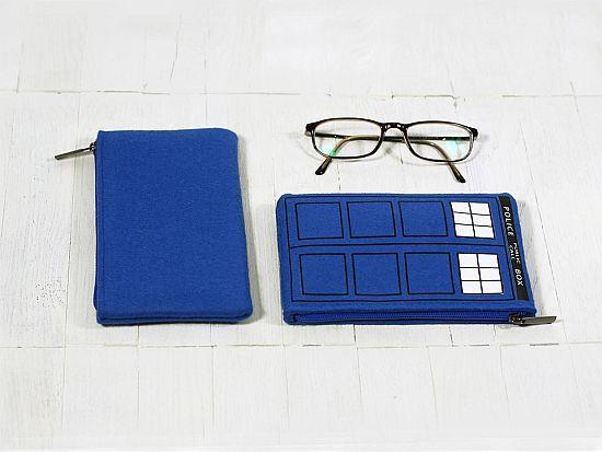 Terrific Doctor Who TARDIS and Dalek Bags