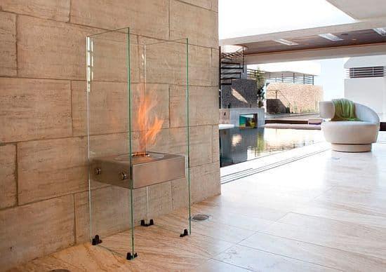 Ecosmart Fire Ghost Fireplace