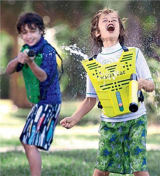 Extreme Water Tag