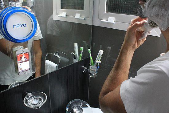 HOYO Smartphone Shower Case