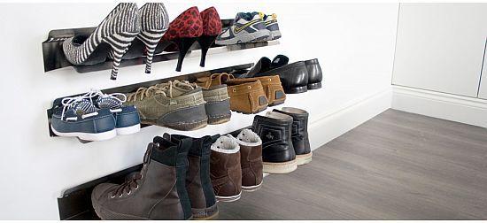J-Me Shoe Rack Horizontal