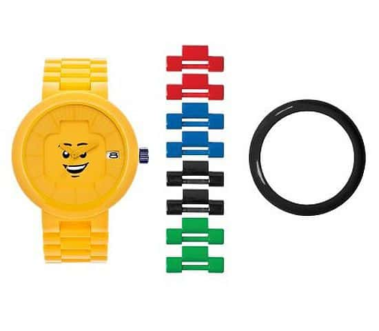 LEGO Happiness Watch