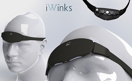 The Aurora Lucid Dreaming Headset