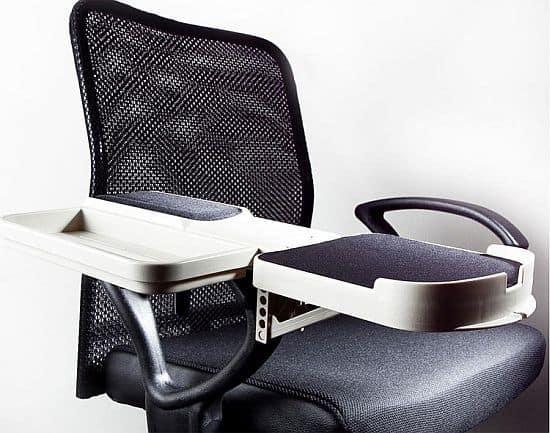 Chair Arm Mouse Platform