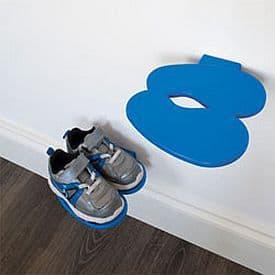 Footprint Children's Shoe Shelf