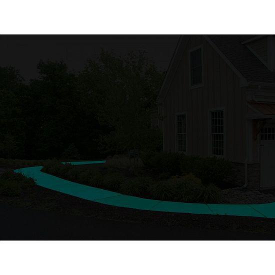 Glow-Crete Outdoor Overlay System
