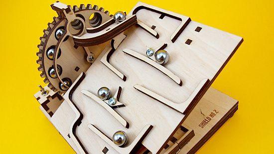 MODULAR MARBLE MACHINE KIT M3