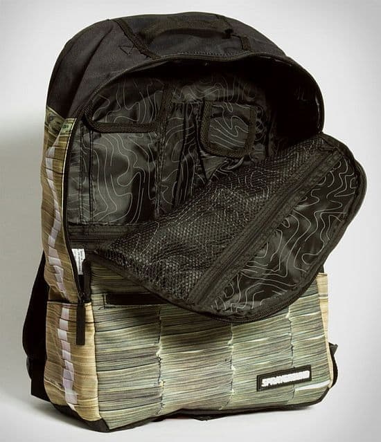 Money Stacks Backpack