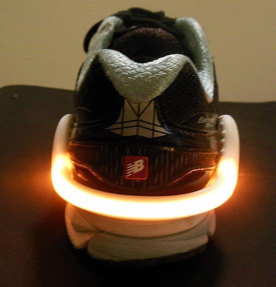 PowerSpurz LED Heel Clips