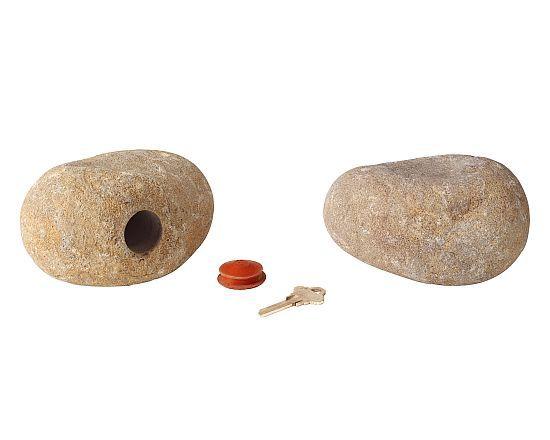 Real Rock Key Holder