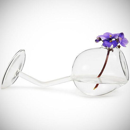 Tipsy Vase