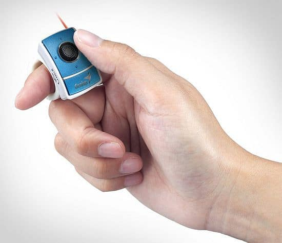 Wireless Mouse Ring Presenter