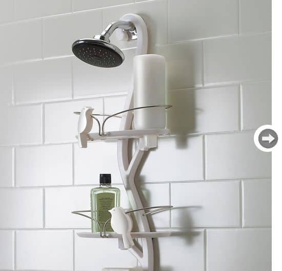 Bird Bath Shower Caddy
