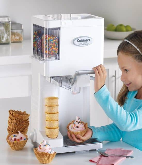 Cuisinart Soft Serve Ice Cream Maker