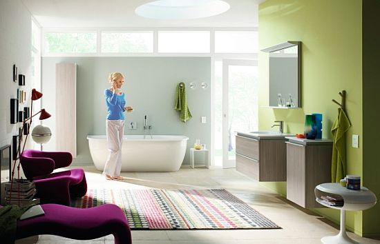 Darling New Bathtub by Duravit