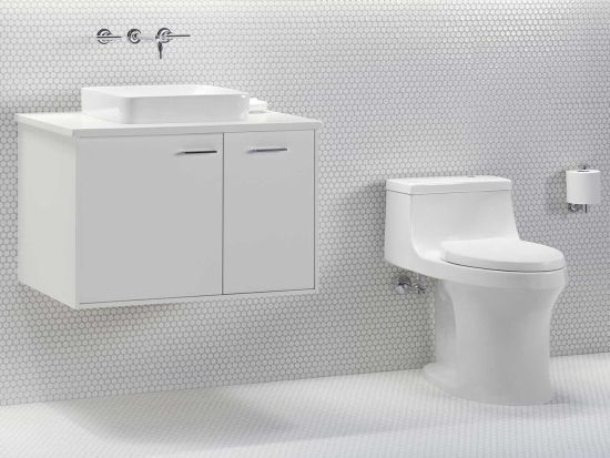 Kohler's Touchless Toilet