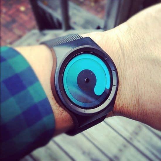 Mercury Watch by Ziiiro