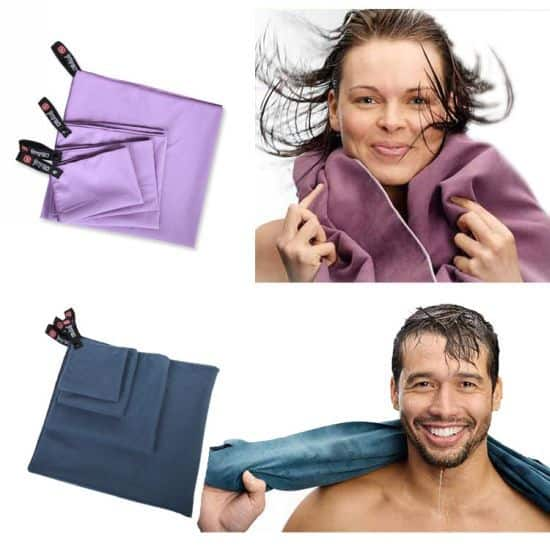Packtowl Super Absorbant Towel