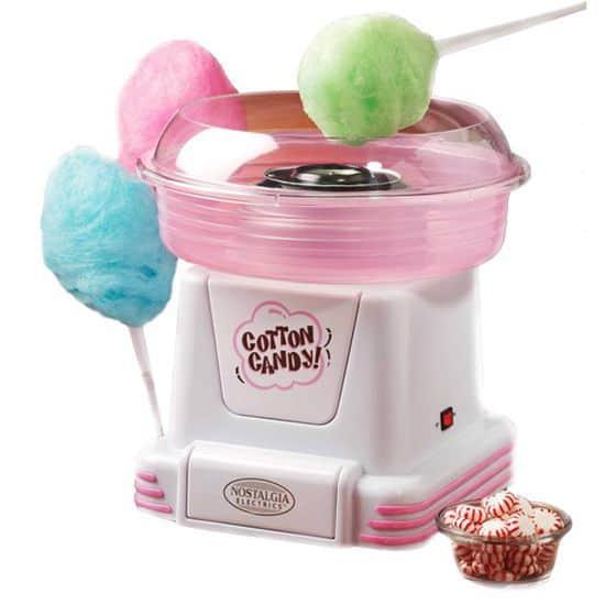 Retro Cotton Candy Maker