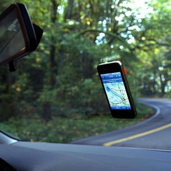 Smartphone Windshield Mount