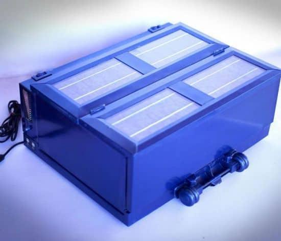 Anywhere Fridge - Collapsible Solar Powered Refrigerator