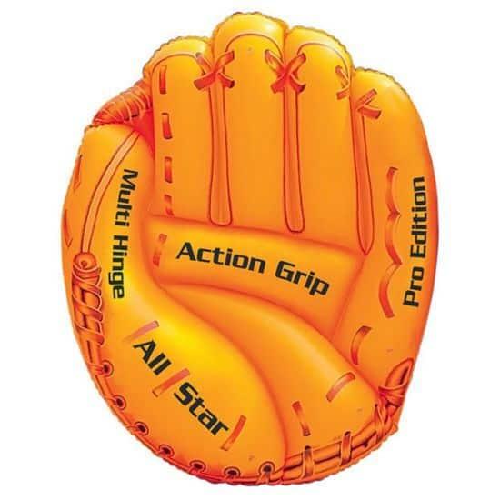 Baseball Glove Float