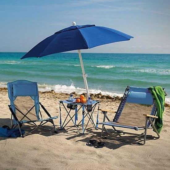 Breezy Beach Chair