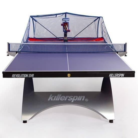 Killerspin Throw II Ping Pong Table Robot