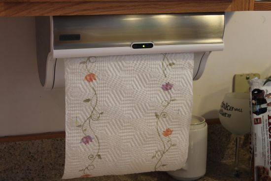 Motion Activated Paper Towel Dispenser by Innovia