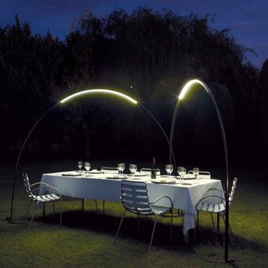 The Halley Outdoor Light