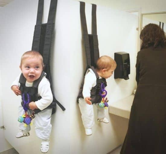 Babykeeper Baby Wall Hanger