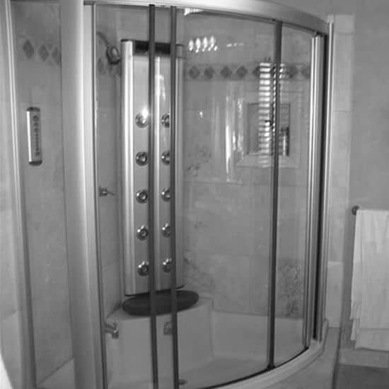 Bodyspa Shower Alcove by Kohler
