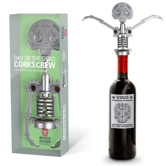 Day Of The Dead Corkscrew