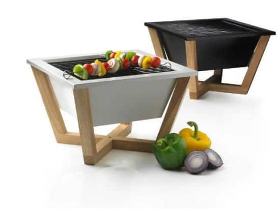 Nido Portable Grill by XD Design