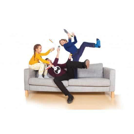 Pillow Fight Gear