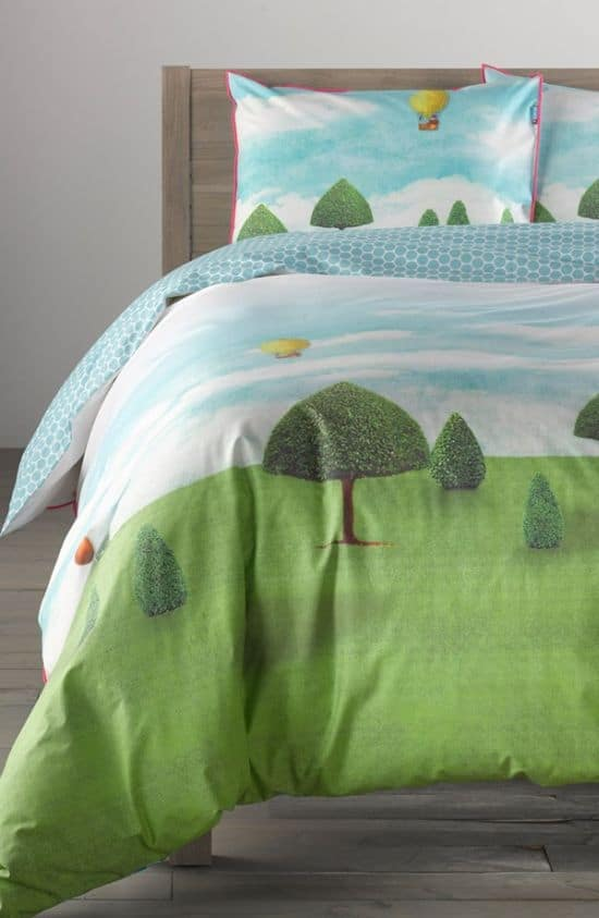 Royal PiP Land Sateen Duvet Cover by PiP Studio